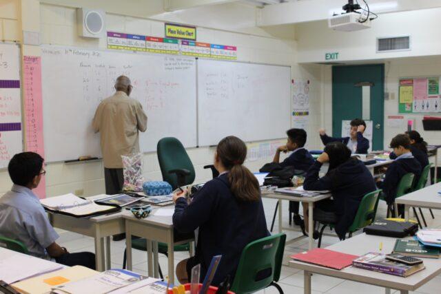 Intermediate Classroom