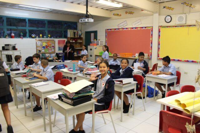 Junior Classroom